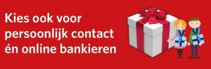 Kies voor betaalrekening van RegioBank
