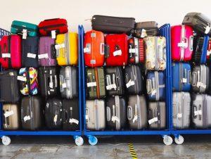 Schade aan uw bagage